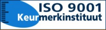 Stiching MEE is ISO 9001 gecertificeerd.